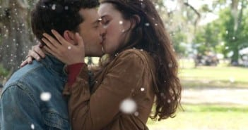 Lena and Ethan Kissing - BC