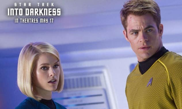 "Esurance Teams With Paramount Pictures To Promote Upcoming ""Star Trek Into Darkness"" Film 2"