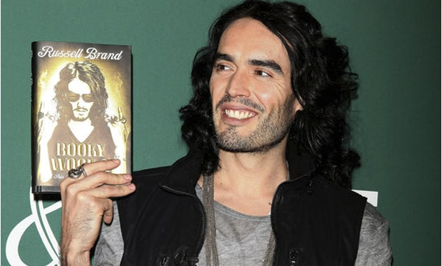 Russell Brand To talk about Failed Marriage To Katy Perry In Next Book