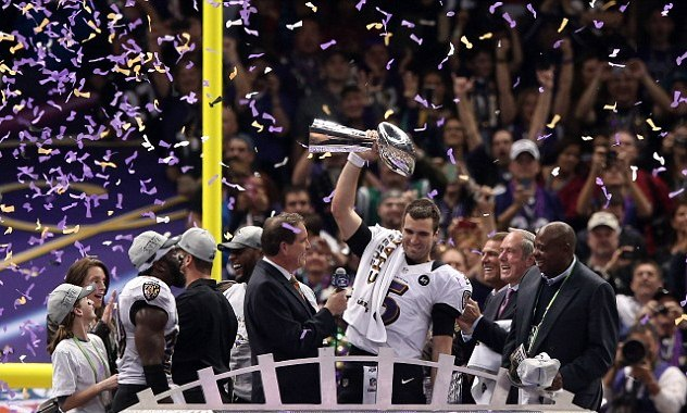 Baltimore Ravens Win It Big In Super Bowl XLVII