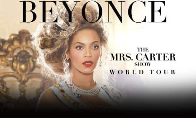 "Beyoncé Announces ""Mrs. Carter Show"" World Tour 2"