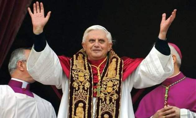 Pope Benedict XVI To Resign On Feb. 28 Due To Health Concerns