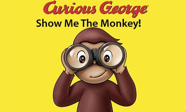 """Curious George """"Swings into Spring"""" DVD - Se estrena el 12 de marzo - Recibiste el DVD? 2"""