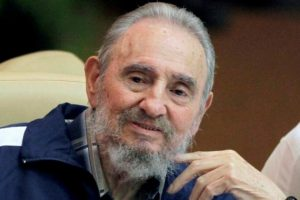 Fidel Castro Makes First Public Appearance In 3 Years During Election