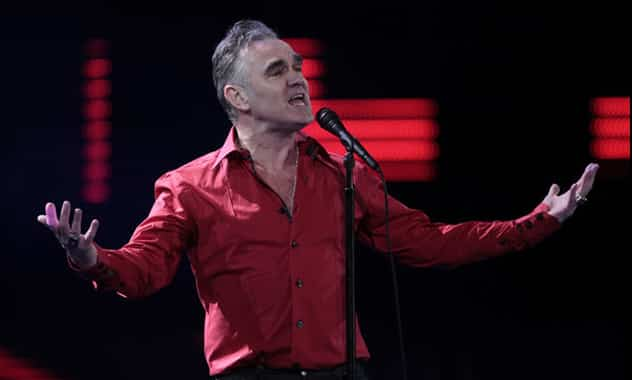 Morrissey Cancels Jimmy Kimmel Live Performance Due to Duck Dynasty Appearance