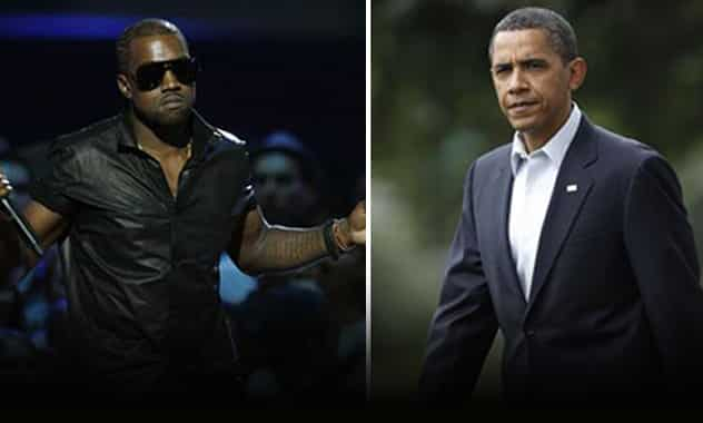 Kanye On Obama: 'I Don't Give A F--k What The President's Got To Say'  1