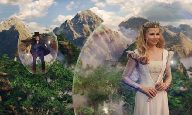 New Movie Clip - OZ THE GREAT AND POWERFUL