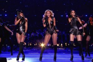 Beyonce, Michelle Williams and Kelly Rowland Reunite For  Super Bowl XLVII Half Time Show