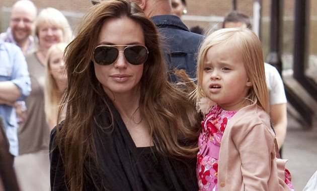 Vivienne Jolie-Pitt's Check For Her First Movie Is BIG