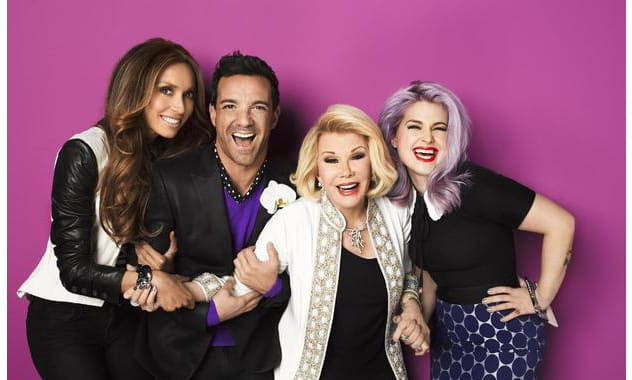 Kelly Osbourne Returns to Fashion Police!