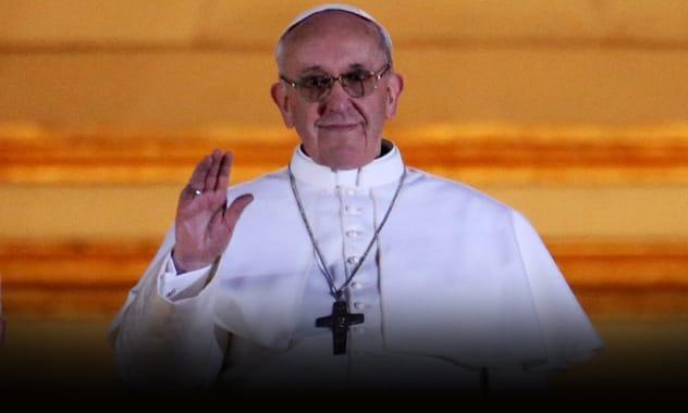 Pope Francis, Cardinal Jorge Mario Bergoglio Of Buenos Aires, Elected Leader Of Catholic Church 1