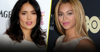 Beyonce-et-Salma-Hayek-Chime Featured
