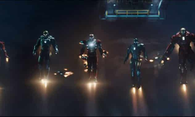 Stunning New trailer For Iron Man 3 - Watch It Here
