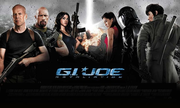 G.I. Joe: Retaliation VIP Screening Ticket Giveaway