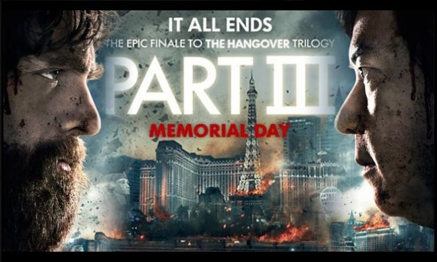 THE HANGOVER PART III - First Official Teaser