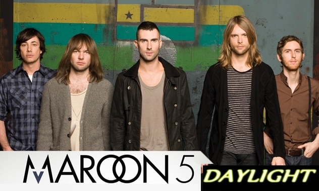 Maroon 5's 'Daylight' Earns Its Third Chart-Topping Single Off 'Overexposed' Album
