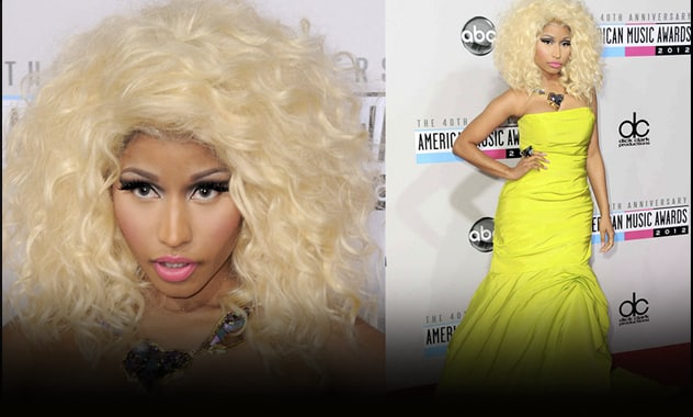 Wanting To Be Taken Seriously, Nicki Minaj Deicides To Fire Stylist, Hairdresser & Makeup Artist  1