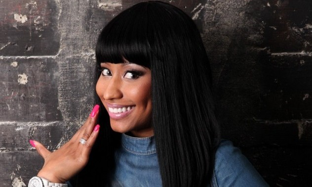 Nicki Minaj Reveals A Little Too Much In New Music Video