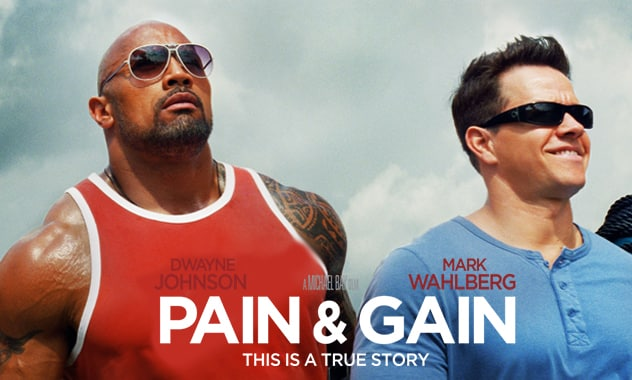 Pain & Gain Official Trailer: True Story