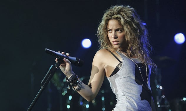 Shakira Gets Fierce For 'The Voice'