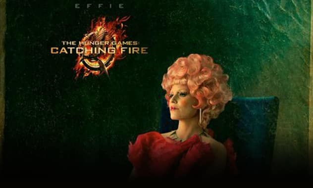 "'Catching Fire' Character Art - First Look At 'Hunger Games' Sequel With First Two ""Capitol Portraits"" 3"