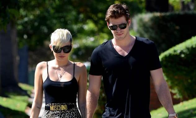 "Miley Cyrus and Liam Hemsworth: ""Serious Problems"" Between Them, but Wedding Is Still On"