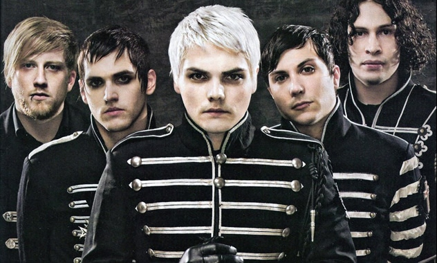 My Chemical Romance Split Announced As Band Thanks Fans For Support