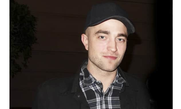 Actor Robert Pattinson Reveals More With Shaved Head