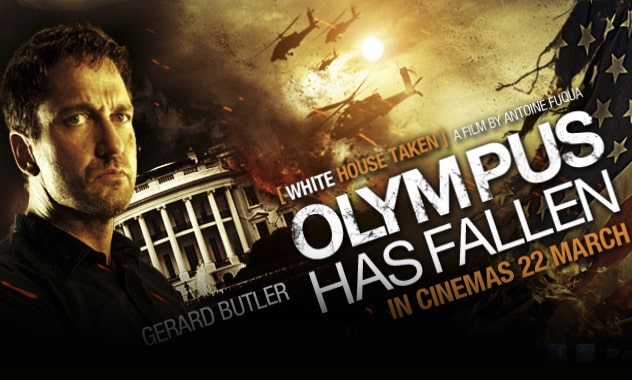 OLYMPUS HAS FALLEN - VIP SCREENING GIVEAWAY