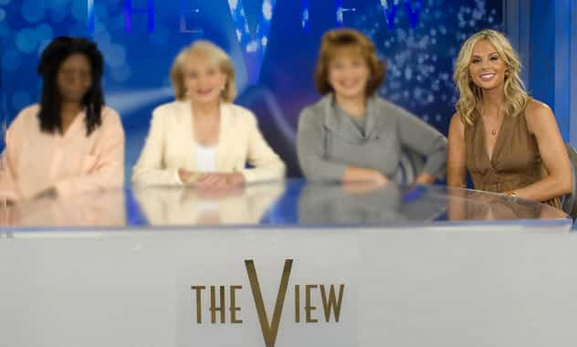Reports Hint At 'The View' Co-Host Elisabeth Hasselbeck Is Being Dropped From The Show