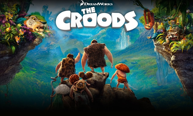 The Croods VIP Movie Sceening Giveaway