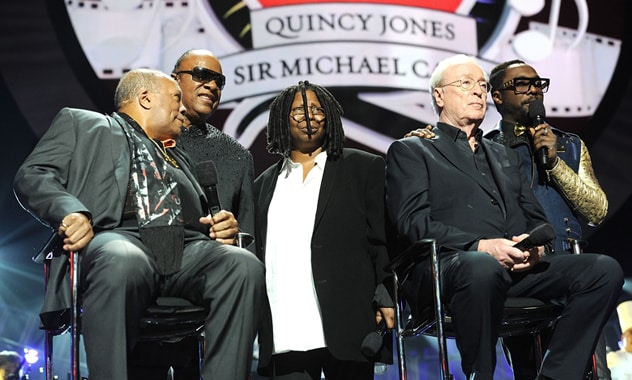 """Stars Celebrate Quincy Jones And Sir Michael Caine's 80th Birthday At Keep Memory Alive's 17th Annual """"Power Of Love"""" Gala In Las Vegas"""