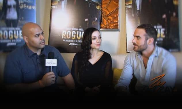 Rogue - Leah Gibson & Joshua Sasse - ZayZay.Com