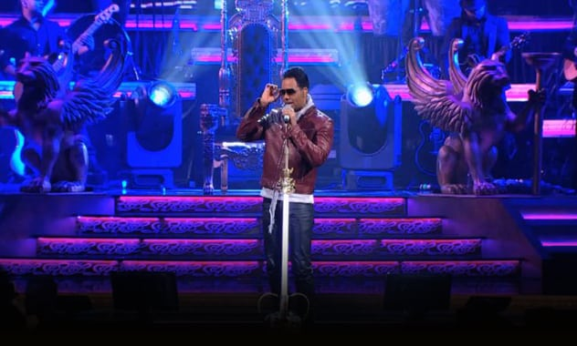 Advance Review of Romeo Santos HBO Special 3