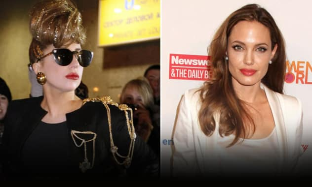 Angelina Jolie, Lady Gaga Victims Of Celebrity Hacking Scandal  2