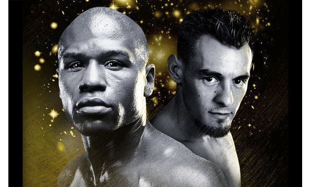 "Floyd ""Money"" Mayweather Faces Robert ""The Ghost"" Guerrero as World Championship Boxing Returns to Cinemas this May 2"