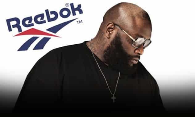 Rick Ross Loses Reebok As Sponsor Over Lyrics  1