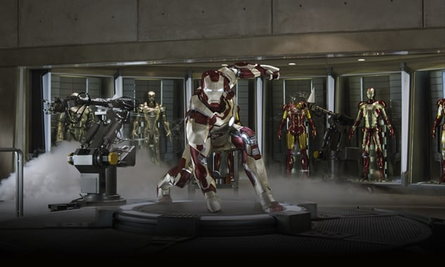 Marvel's IRON MAN 3 - Enter For A Chance To Win 3D Advance Screening Passes