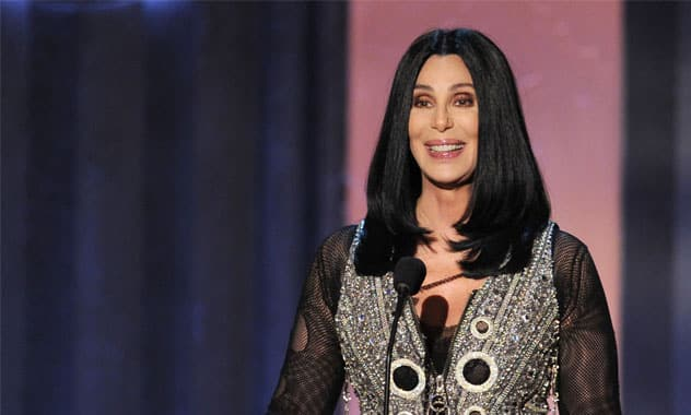 Cher's Working New Album, To Hit stores This September