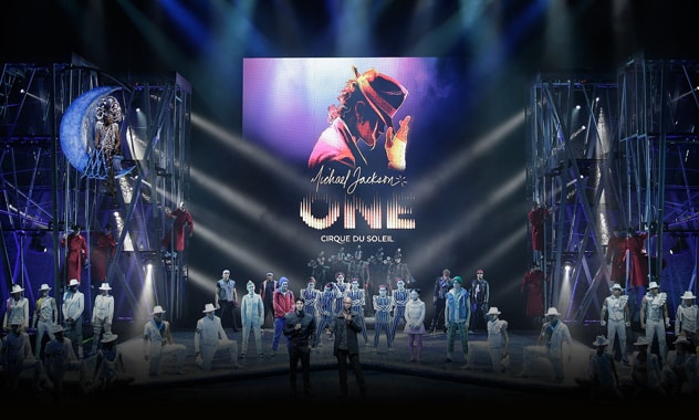 Cirque du Soleil and the Estate of Michael Jackson unveil Michael Jackson ONE 2