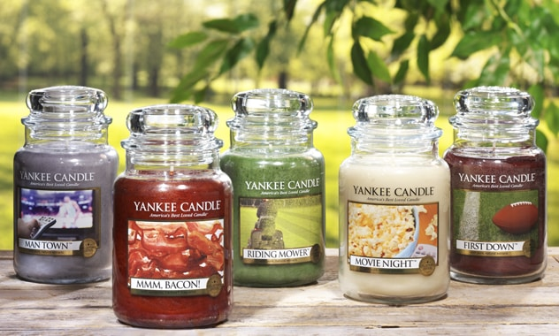 Yankee Candle is Sizzling and Popping This Year with New Man Candles II Collection