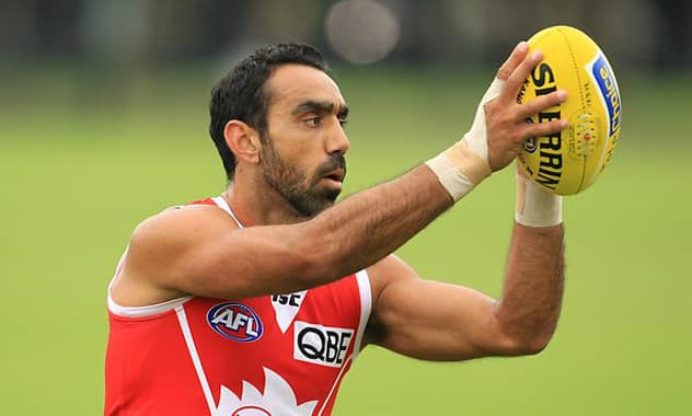 Adam Goodes Calls Out Spectator's Racist Comment