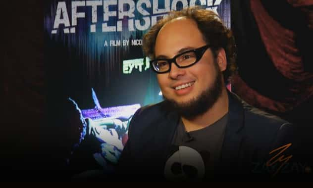 ZayZay Interviews Director Nicolas Lopez For 'Aftershock' - Zay Zay.Com
