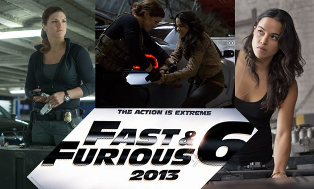 "FAST & FURIOUS 6 - ""Girl Fights"" Featurette with Michelle Rodriguez"
