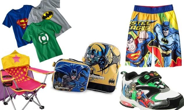 Target and Warner Bros. Consumer Products Team Up to Reimagine Justice League Merchandise