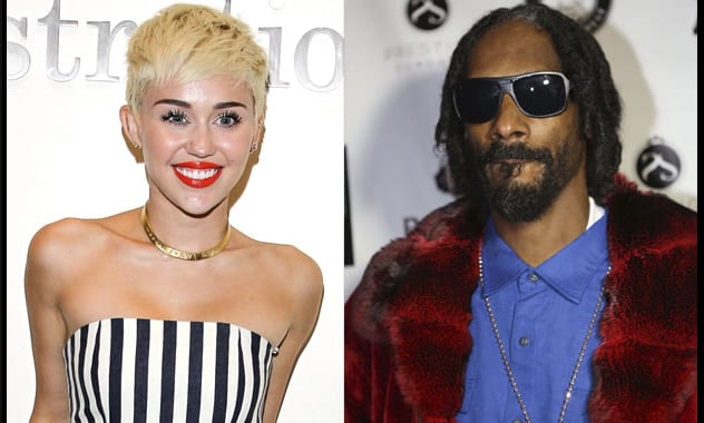 Miley Cyrus And Snoop Lion Teaming Up For 'Ashtrays And Heartbreaks' Video