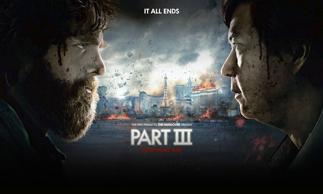 Closed-The Hangover III VIP Advance Screening Ticket Giveaway -Closed