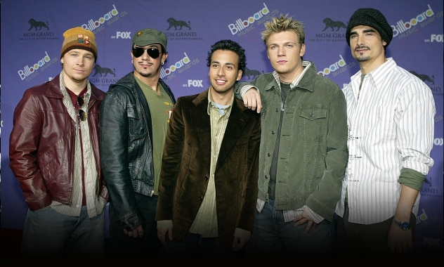 Backstreet Boys' 'Permanent Stain' Single Premieres As Band Announces Album Release Date