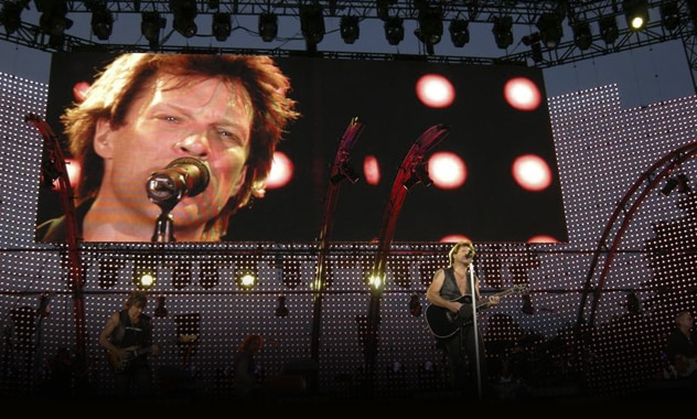 Bon Jovi Concert In Spain To Play 'Free'  2
