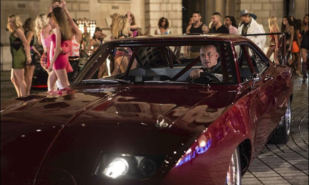 FAST & FURIOUS 6 - Vin and Michelle in new clip!